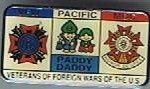 Paddy Daddy Pin